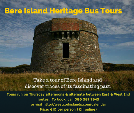 Bere Island Heritage Bus Tour