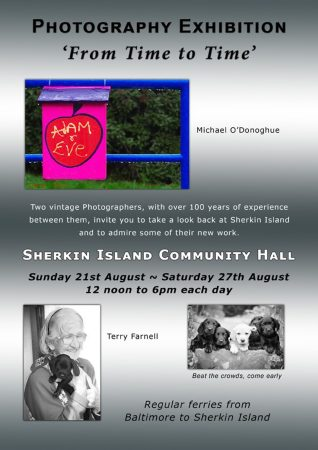 Terry Farnell and Michael O Donoghue - Art Exhibition @ Community Hall | Cork | Ireland