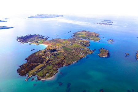 Heir Island 5k Run @ County Cork | Ireland