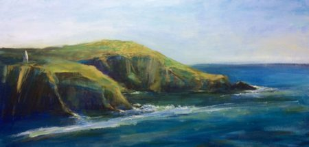 Coastal Painting with Jo Ashby @ Sherkin North Shore | County Cork | Ireland