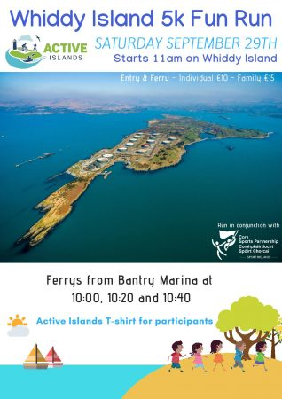 Whiddy Island 5k Run @ Whiddy Island | County Cork | Ireland