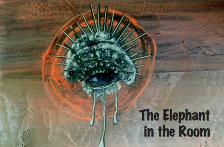 The Elephant in the Room - Sherkin Art Exhibition @ Sherkin Community Hall | County Cork | Ireland