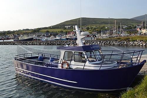 Celebrating Ellen Hutchins: Whiddy Boat Trip