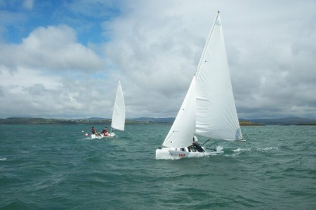 Heir Island Sailing School:  ISA Courses for Young People