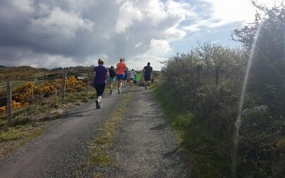 Bere Island Parkrun Wild Atlantic Way