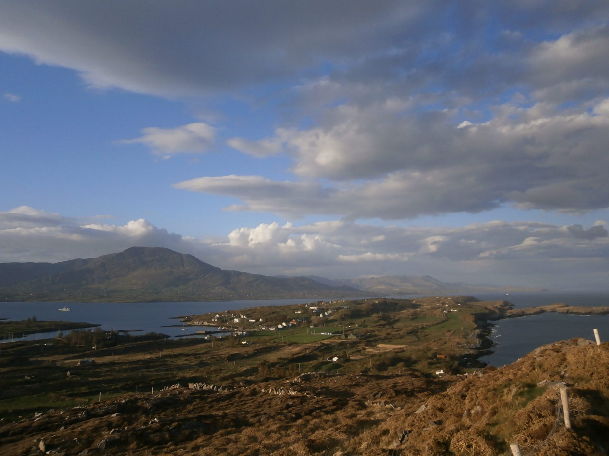 Bere Island and the Great Famine