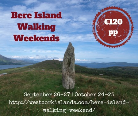 Bere Island Walking Weekends Ireland 2015