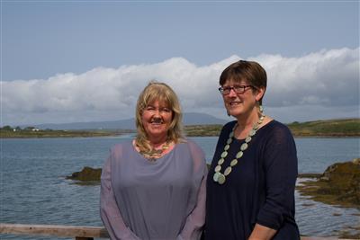 Two Views from Sherkin Island – An August Art Exhibition