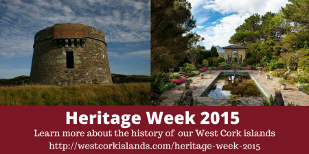 Heritage Week 2015 on the West Cork Islands