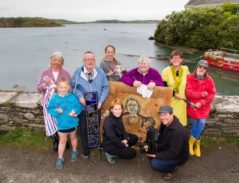 The Palette & the Plate: Sherkin Island Guided Art Tour