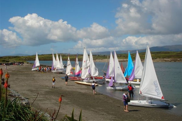 Heir Island Sailing School: ISA Cara na Mara for 7-10 year olds