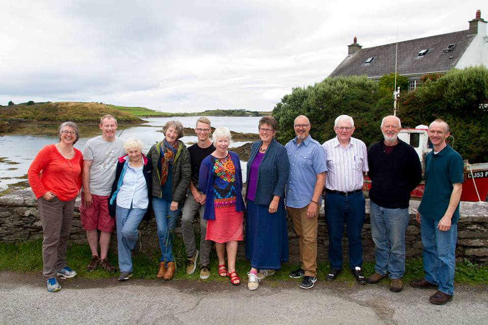 Sherkin Island Vocal Workshop 2019 (Experienced)