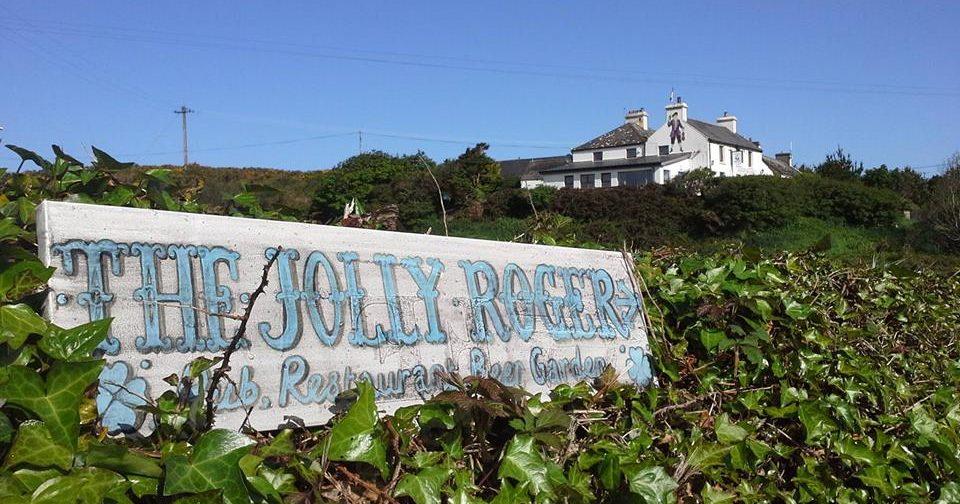 The Jolly Roger Pub, Sherkin Island