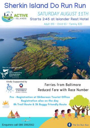 Sherkin Do Run Run - Get Active on Sherkin Island! @ Cork | Ireland