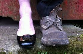 The Man in Women's Shoes [West Cork Fit-Up Theatre Festival]