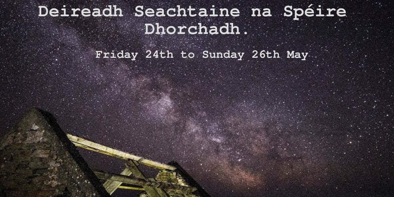 Cape Clear Dark Skies Weekend