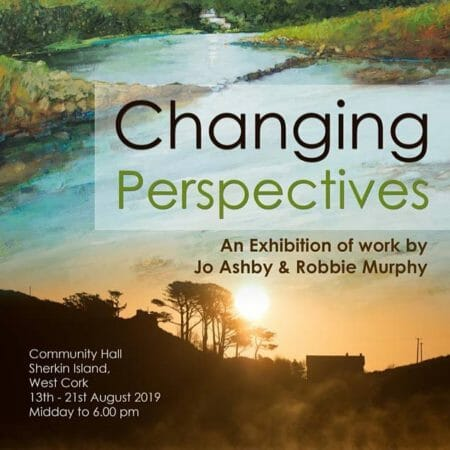Changing Perspectives [Art & Photography Exhibition] @ Sherkin Island Community Hall | County Cork | Ireland