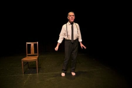 I Hear You and Rejoice - West Cork Fit-Up Theatre Festival [Whiddy Island] @ Bank House, Whiddy Island